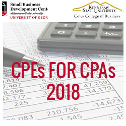 2018 CPEs for CPAs