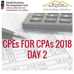 CPEs for CPAs 2018 Day 2 - Friday, October 26, 2018