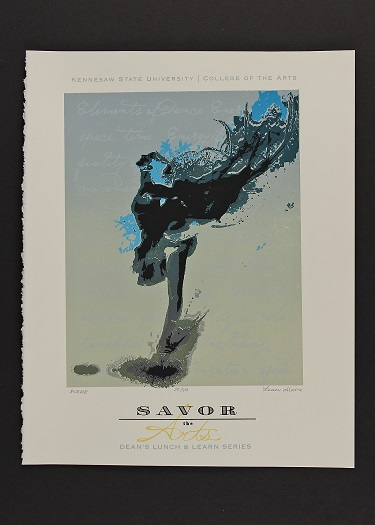 Savor the Arts-Print #1 Dance