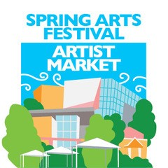 Spring Arts Festival Booth 2018